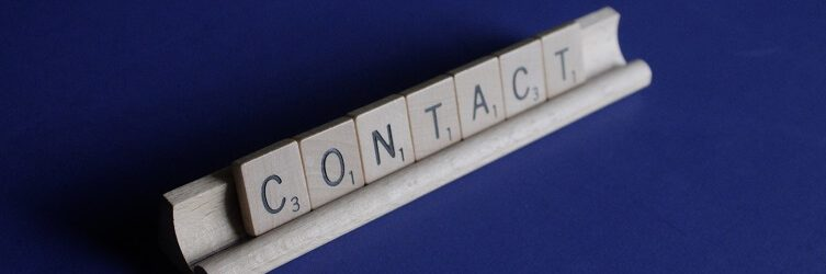 Contact Me Banner